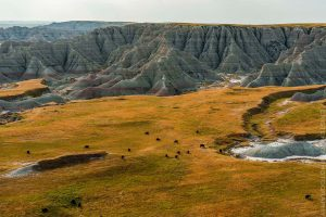 Soaring Over the Badlands – As Viewed from a Piper Cub [Part 1]