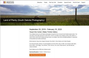 Land of Plenty (South Dakota Photography) | Washington Pavilion