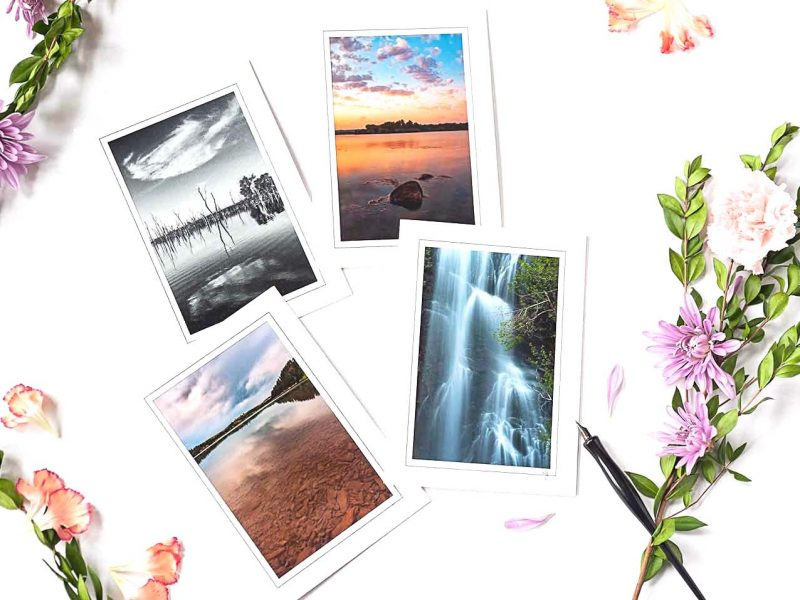 Peaceful Waters Notecard Collection