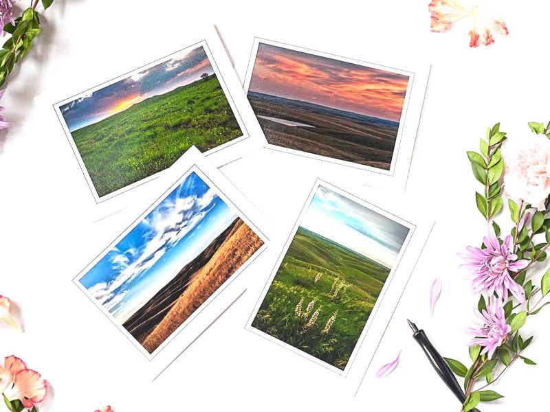 Prairie Notecard Collection