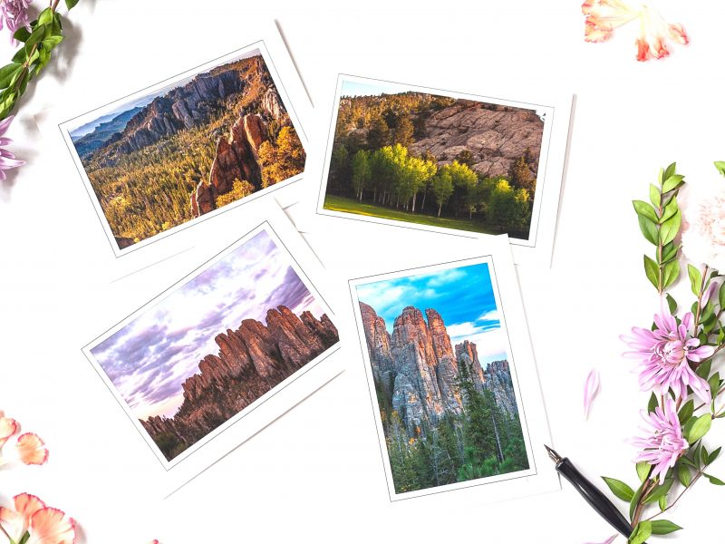 Black Hills Notecard Collection