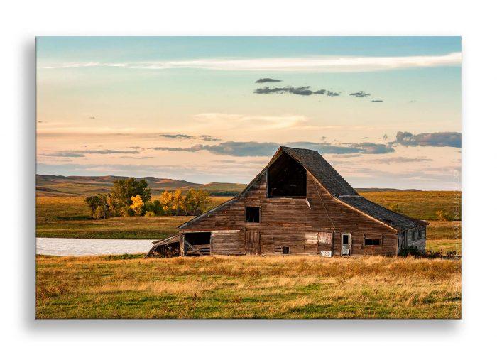 Fall at the Reynolds Barn