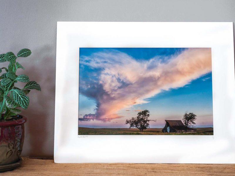 Reynolds Barn 10×15 Matted Print