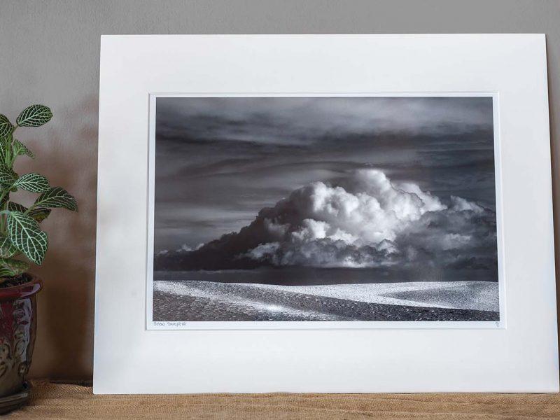 Snow Swept 10×15 Matted Print
