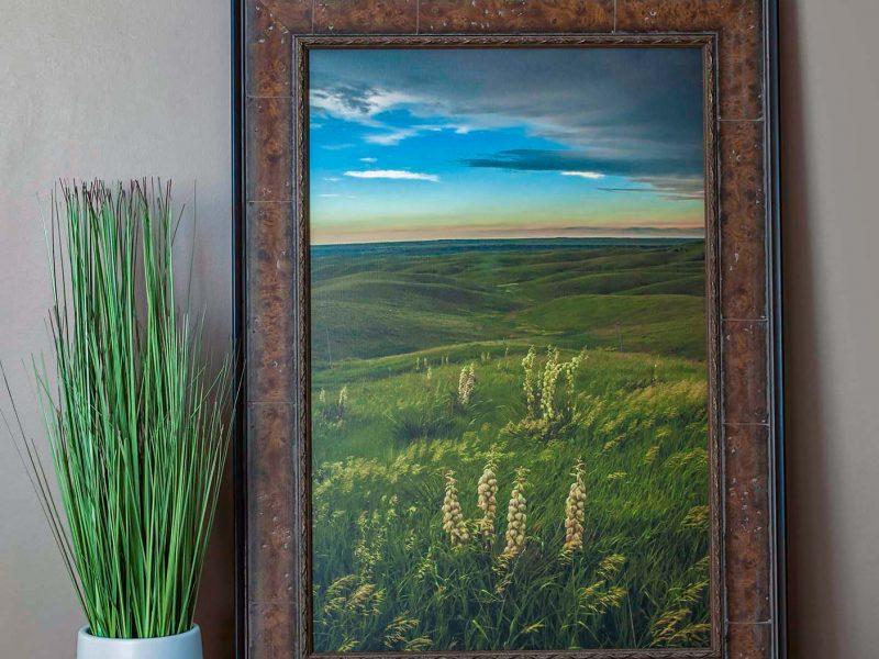 Stamford 16×24 Framed Giclee Canvas
