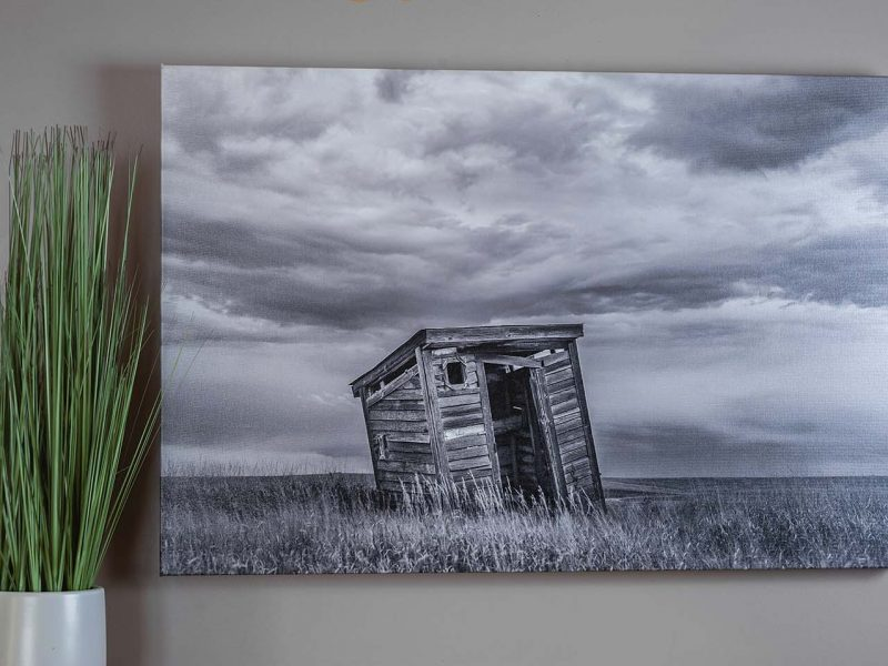 Room With a View 20×30 Giclee Canvas Gallery Wrap