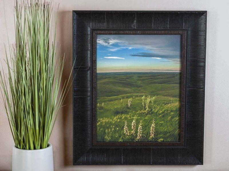 Stamford 11×14 Framed Giclee Canvas Print