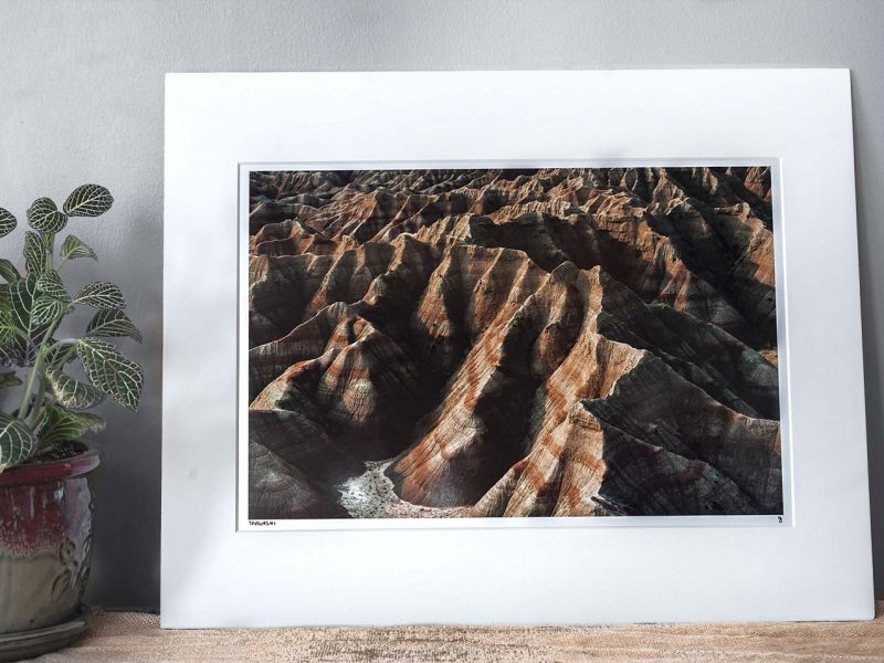 Textures 10×15 Matted Print