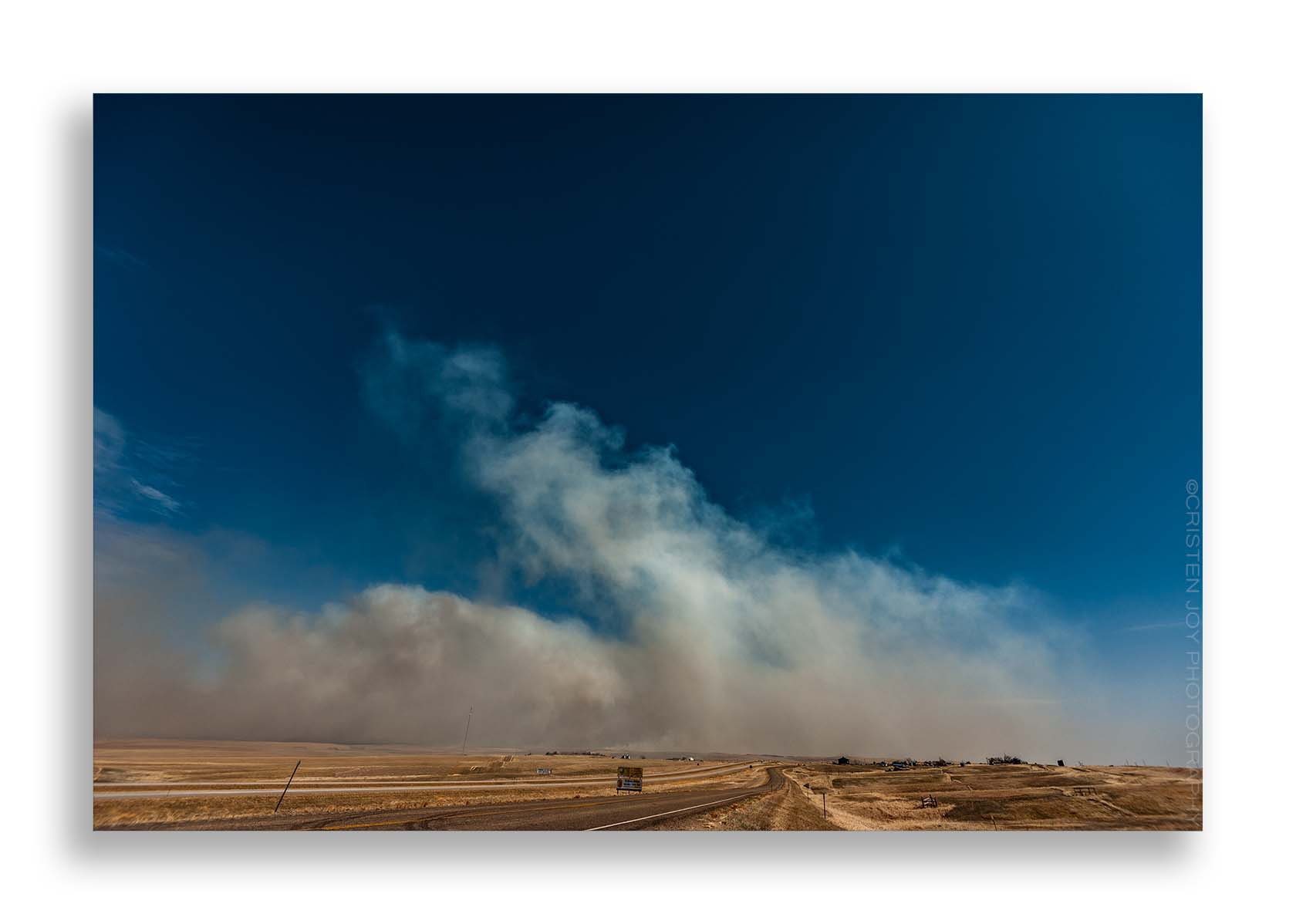 Dry Creek Fire | Okaton, SD | 3.29.21