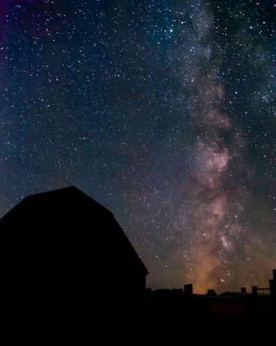 Milky Way Barn