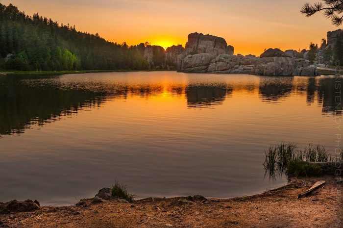 Sylvan Lake Stroll © Cristen J. Roghair http://cristenjoyphotography.com