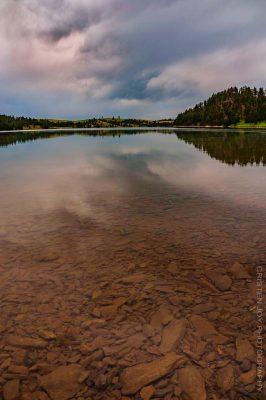Deerfield Lake © Cristen J. Roghair http://cristenjoyphotography.com