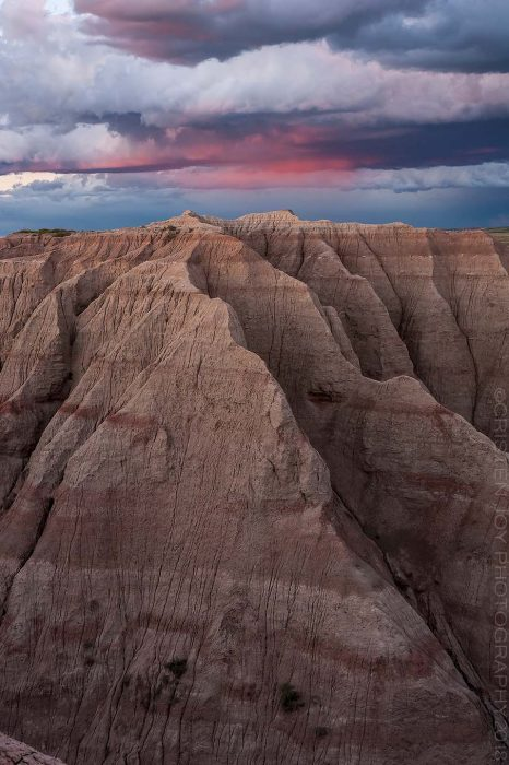Mountainous Badlands © Cristen J. Roghair http://cristenjoyphotography.com