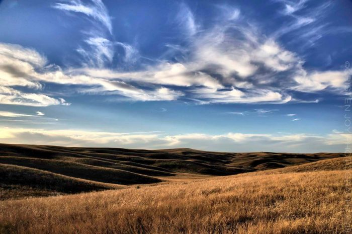 South Dakota Prairie © Cristen J. Roghair http://cristenjoyphotography.com