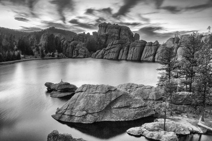 Sylvan Lake at Night © Cristen J. Roghair http://cristenjoyphotography.com